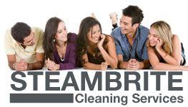 Steam Cleaning Services by Steambrite Logo