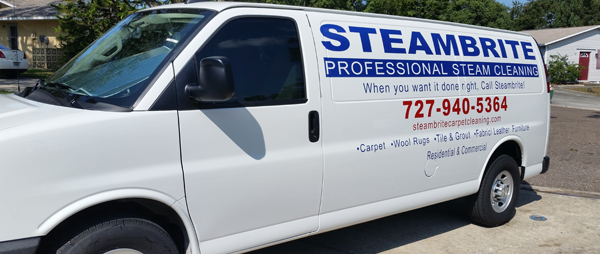 Furniture Cleaning Tips - Steambrite Van