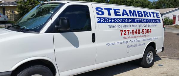 Furniture Cleaning Tips - Steambrite Van