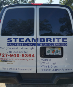 Steam Cleaning Land O' Lakes