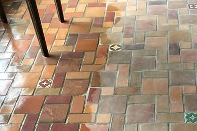 kitchen tile and grout cleaning services Tarpon Springs Florida